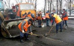 90% киевских дорог нуждаются в капремонте