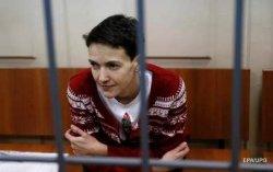 Савченко угрожает внезапная смерть, - адвокат
