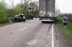Авария с четырьмя погибшими под Черкассами: новые подробности