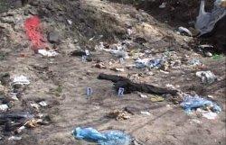 Киев: в лесопарке обнаружен труп мужчины