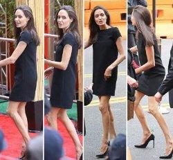 Раскрыта причина болезненной худобы Анджелины Джоли