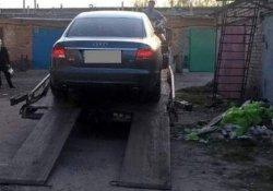 Исчезновение парня в Киеве: в салоне авто обнаружены следы крови