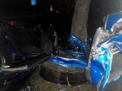 ДТП на Киевщине: погибла молодая семья