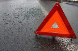 ДТП на Полтавщине: мотоцикл врезался в автобус