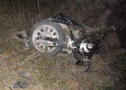 «МотоДТП» на Закарпатье: погибли двое молодых людей