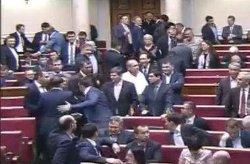 Депутаты не смогли утвердить программу Кабмина Гройсмана