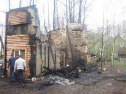 На Киевщине сгорели заживо двое рабочих