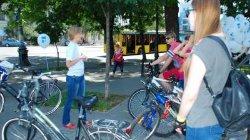 В Киеве велосипедистов приглашают в бесплатную школу