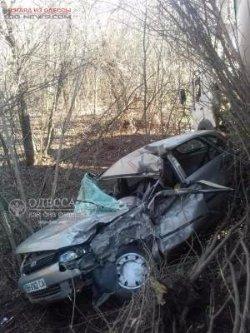 Кровавое ДТП на Одесчине: фура снесла легковушку