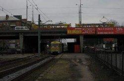 ЧП в Киеве: трамвай задавил мужчину