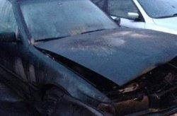 В Одессе подожгли автомобиль члена Дорожного контроля