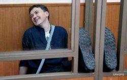 Адвокат рассказал о самочувствии Савченко