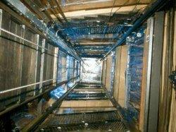 Одесса: мужчина разбился насмерть, упав в шахту лифта