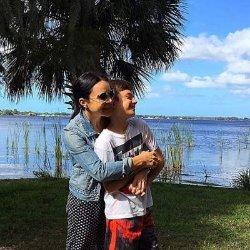 Лилия Подкопаева показала, как вырос ее сын