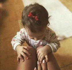 Солистка «А-Студио» показала новое фото своей дочери