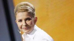 Журналисты засекли кортеж Тимошенко, летящий на бешеной скорости