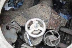 В Полтаве обнаружен мертвец, накрытый ковром