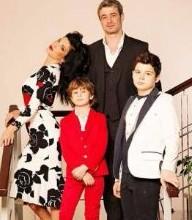 Ольга Романовская поделилась семейной фотографией