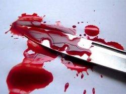 Житель Харьковщины убил жену и вскрыл себе вены