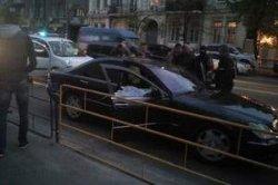 Стрельба в Киеве: силовики гнались за иномаркой