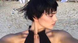 Ирина Шейк сразила наповал поклонников короткой стрижкой