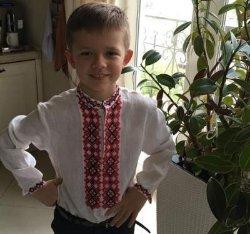 Сын Потапа с малых лет учится патриотизму