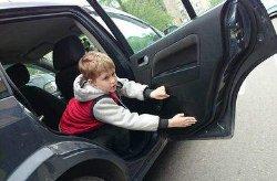 Разборки в Харькове: пуля попала в автомобиль с ребенком