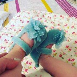Тоня Матвиенко показала новое фото 3-месячной дочери