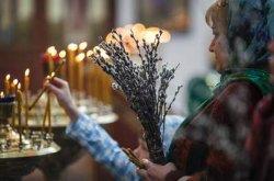 История и традиции Вербного воскресенья