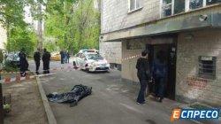 ЧП в Киеве: мужчина выпал из окна девятиэтажки