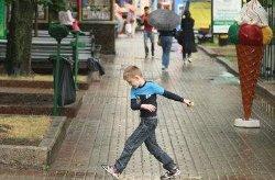 Украинцам советуют не прятать зонты и куртки