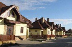 Строительная лихорадка: под Киевом вовсю возводят коттеджные городки