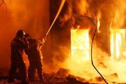 Полтавские пожарные обнаружили труп