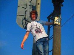 На Киевщине скончался подросток, обожавший кататься на крышах поездов