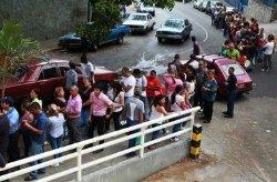 Кризис довел госслужащих Венесуэлы до двухдневной рабочей недели