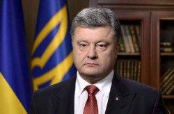 Порошенко рассказал об угрозе независимости Украины