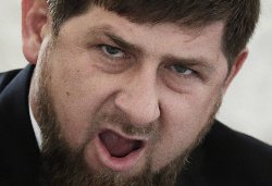 Кадыров станет наместником Путина?
