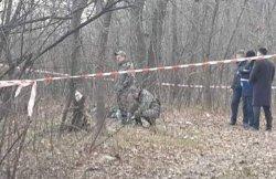 На Прикарпатье в лесу обнаружен труп мужчины