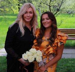 Наталья Могилевская призналась в любви известной певице