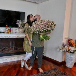 Рэпер Джиган преподнес жене роскошный подарок