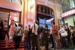 В арт-центре Пинчука разгорелся секс-скандал