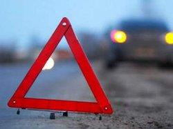 ДТП в Хмельницком: авто «вылетело» с дороги, перевернулось и загорелось
