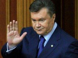 Янукович получил российский паспорт