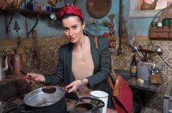 Тину Канделаки сравнили со знаменитой художницей