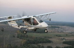 В России разбился самолет, управляемый украинцем
