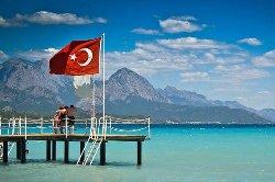 Турки хотят поднять туристическую сферу Турции за счёт Украины