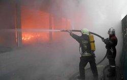 В Измаиле пришлось эвакуировать людей из-за пожара в областной больнице