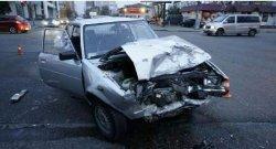 Киев: в аварии пострадали трое человек и ребенок