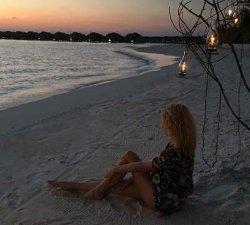 Яна Рудковская «зажигает» на Мальдивах