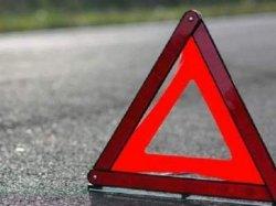 В Харькове маршрутка на огромной скорости протаранила два автомобиля